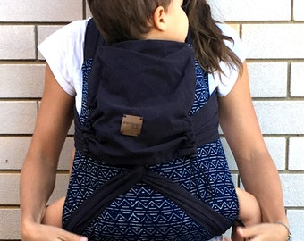Indigo Soul Mei Tai Baby Carrier