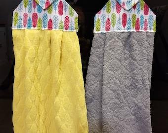 Hanging Kitchen Towels (set of 2)