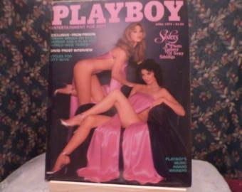 April 1978 playboy