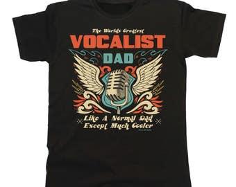 Worlds Greatest VOCALIST Dad