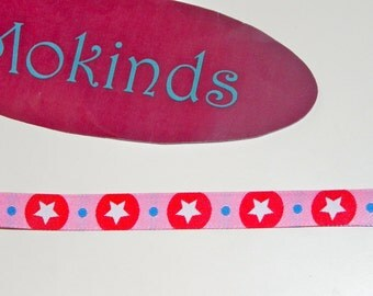Woven, STARdotzz, pink, Farbenmix