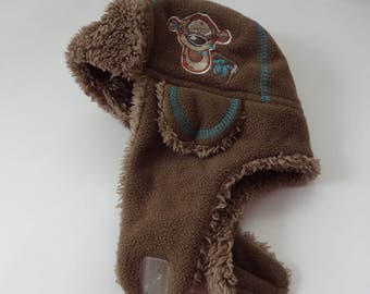 Baby hat,Winter hat,Pile cap,Disney hat,Infant cap,Boy hat