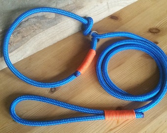 Dog - leash rope with martingale