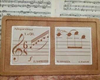 flutist, tray, tray, flute