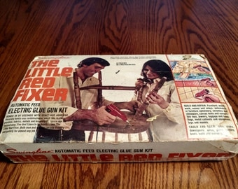 Vintage Swingline The Little Red Fixer - PRICE REDUCED!!! :-)