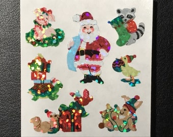 Sandylion Stickers Christmas, Santa Clause, Animals (1 mod)