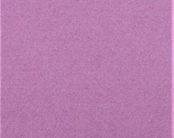 Felt - craft felt purple / lilac 1 mm 40 x 45 cm