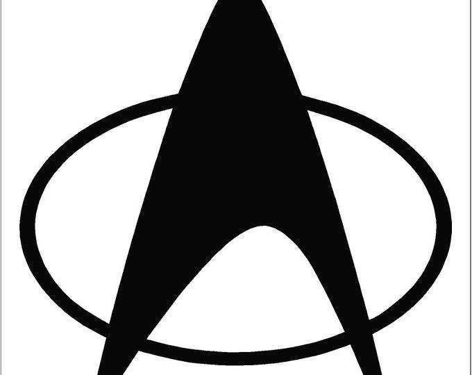 star trek next generation symbol