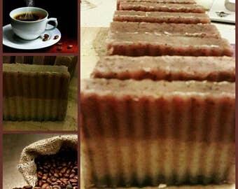 Coffee SOAP. #coffeesoap