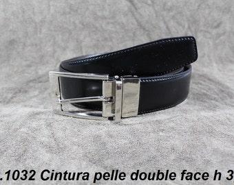 Reversible belt height 35 mm
