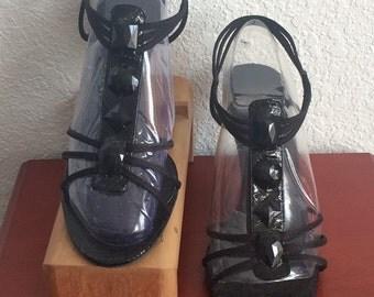 Nice black heels