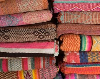 Peruvian Blanket Etsy