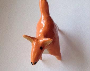 Fox Figure