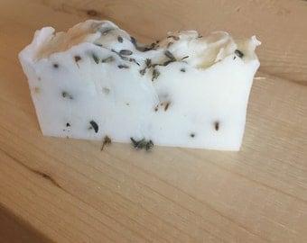 Lavender Honey Handmade Goat Milk Soap
