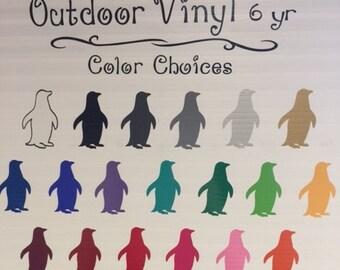 Premium Outdoor Vinyl 12x12 sheets