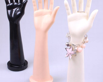 Mannequin Hand for Jewelry/Nail Display