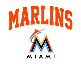 Miami marlins SVG Files