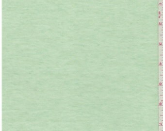 Mint Green t-shirt knit fabric