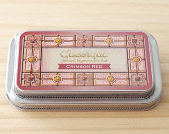 Clearance Sale - Classique color ink - Crimson Red