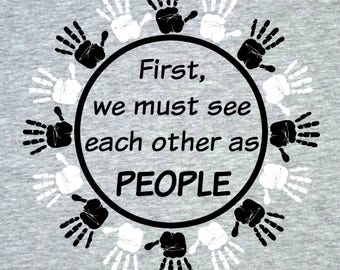 People First T-shirt