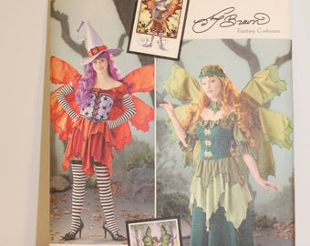 Simplicity 1550 Plus-size Fairy costume pattern  Womens sizes 14-22