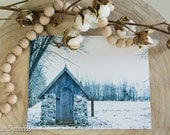 Fine Art Photo, Barn Photo, Barn Photography, Winter Barn, Winter Photo, Fine Art Print, Barn