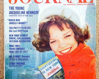 Ladies' Home Journal January 1962 Jacqueline Kennedy-Dr. Conant