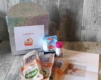 Cakebox candied nuts