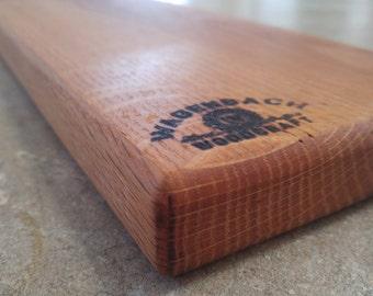 Reclaimed Oak Breadboard
