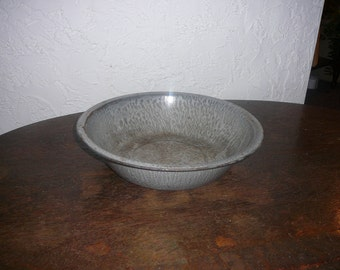 Granite ware basin bowl