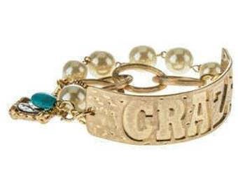 Adorable CRAZY Bracelet