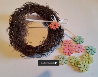 Vine wreath 5Stck./12