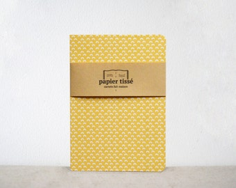Growing yellow small pattern book