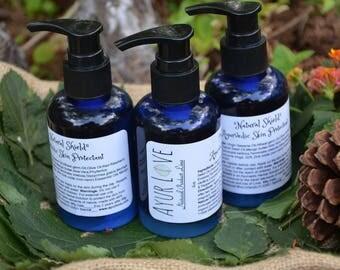 Natural Caress Ayurvedic Skin Protector (Sunscreen)