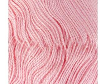 Soft Bamboo Tencel Fine Yarn - 4/08 Skeins - 18 Peach
