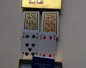 1970's Vintage Playing Cards by David Westnedge