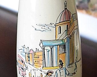 Vintage 1960s London Vase