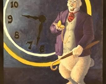 Don as the White Rabbit