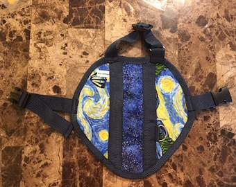 Small Service Dog Vest (Custom)