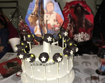 Star Wars Cake Pops - Dozen