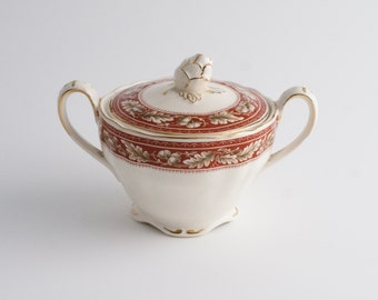 Vintage Sugar Bowl by Grindly c.1954