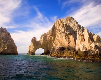 Los Arcos, Cabo San Lucas, Baja California  - Canvas Gallery Wrap
