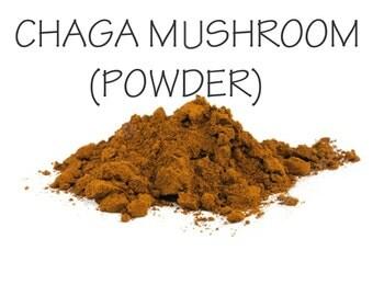 Chaga, siberian chaga, chaga mushroom