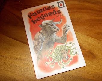 "Ladybird ""Famous Legends"" child's book"