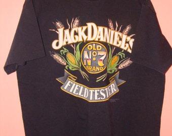 Vintage Jack Daniel's Field Tester T-shirt