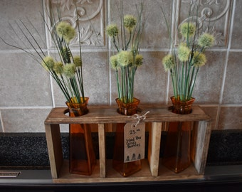 Flower Vase Centerpiece