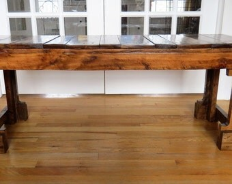 Bench/Pallet bench/Rustic bench/Outdoor bench/Chair