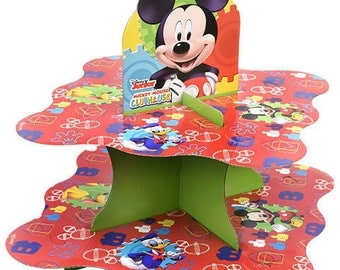 Mickey Mouse cupcake stand, snack stand, best seller
