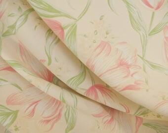 Tulip Print Polyester