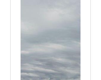 Photographic Print, Fine Art, Landscape, Cloud Formations, Texture, Abstract, Storm, Clouds Sea, Ocean, Beach, Colour_MG_6713_